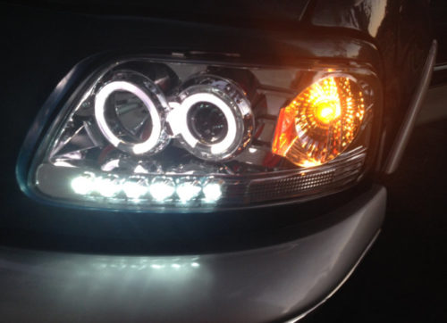 Headlights HALO
