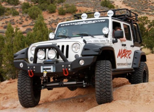 MBRP Bumpers and Bars