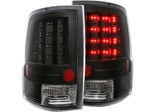 Taillight Accents