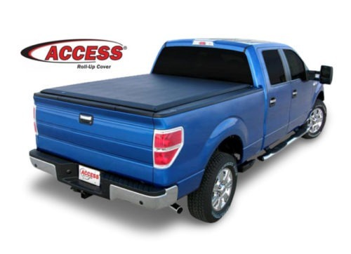 access truck bed cover