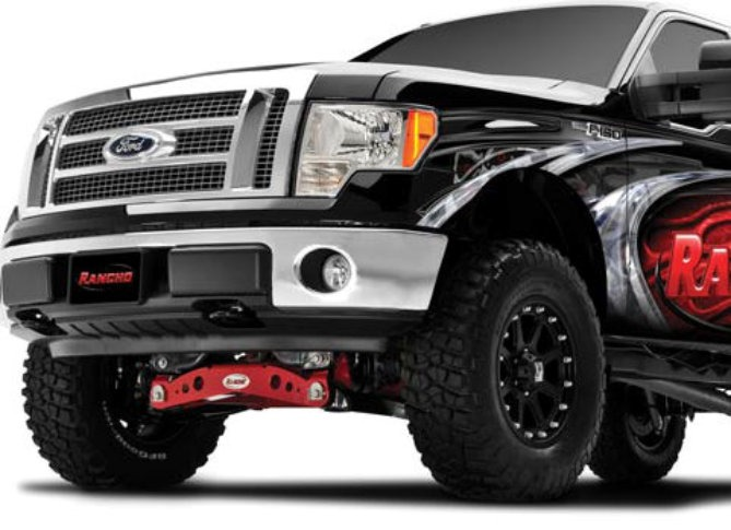 Rancho Lift Kits >> Rancho Lift Kits Xtreme Truck Auto