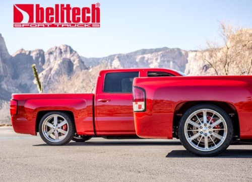 bell tech lowering kits