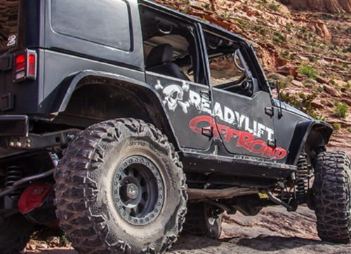 jeep redylift leveling kits