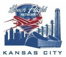 the honor flight network of kansas city logo