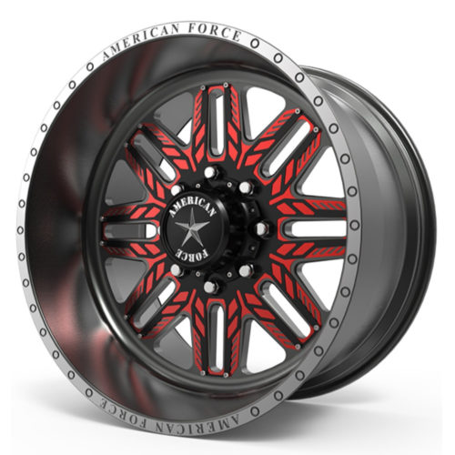 syzr fp8 american force wheel