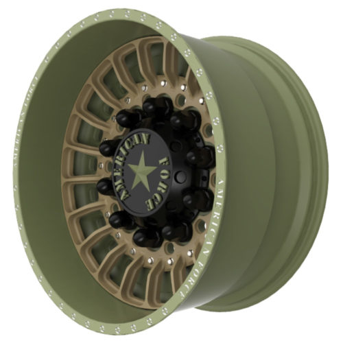 BDU TS american force wheel