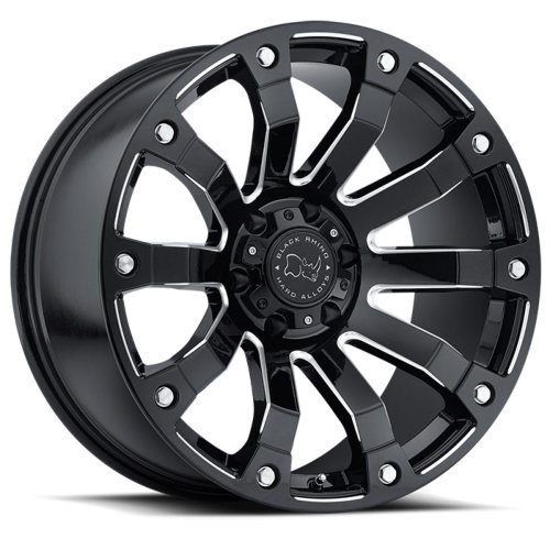truck-wheels-rims-black-rhino-selkirk-6-lug-gloss-black-milled-std-700