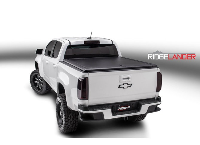 Undercover Ridgelander Truck Bed Cover Xtreme