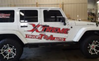 Jeep Vehicle Wrap