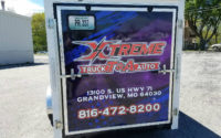 Vehicle Wrap Trailer 1