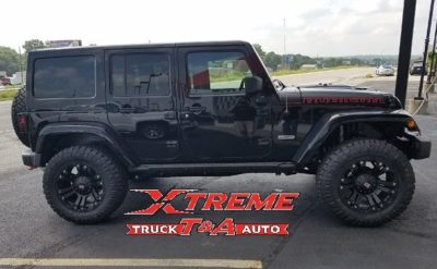 2017 Rubicon Recon Package