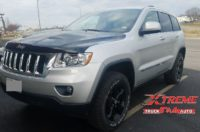 2011 Jeep Grand Cherokee with a 2 Eibach lift kit.