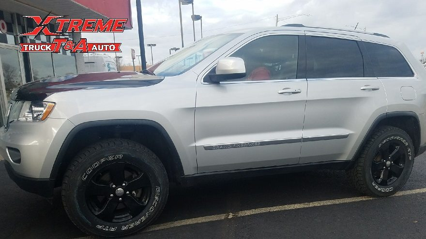 2017 Jeep Grand Cherokee Body Kit Changed Up This With