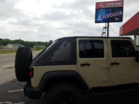 Another upgrade for this custom Jeep JK,-