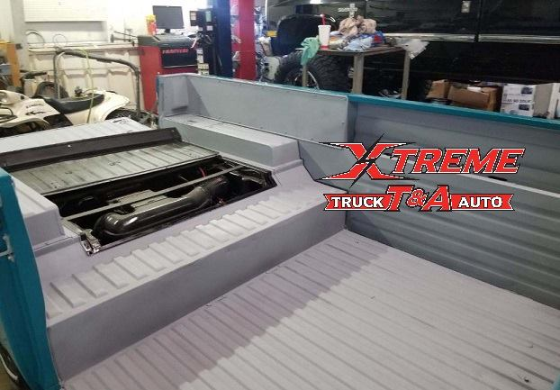 Corvair Truck - Rhino Lining - Xtreme Truck & Auto