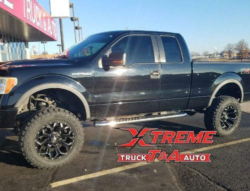 F150 Extended Cab