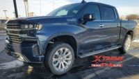 Leveling Kit and Tint on this Brand New 2019 Chevy 1500!